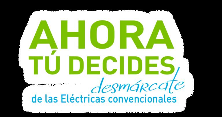 Viva energía, desmárcate de las eléctricas convencionales